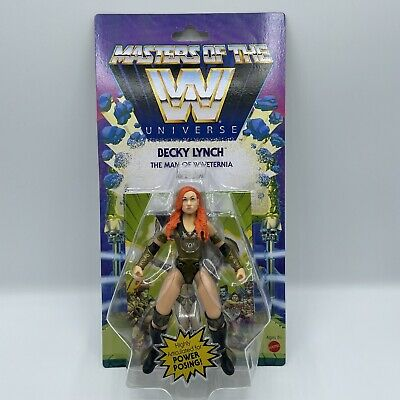 $34 • Buy Masters Of The WWE Universe - MOTU - Becky Lynch! - Wave 5!