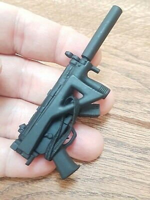 £32 • Buy 1/6 Scale MP5-K Submachine Gun 21st Century Toys Weapon For 12 Inch Figure