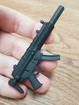 £30 • Buy 1/6 Scale MP5-SD3 Submachine Gun 21st Century Toys Weapon For 12   Figure