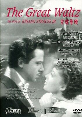 The Great Waltz [Used Very Good DVD] Subtitled, Asia - Import, Hong Kong - Imp • 7.29£