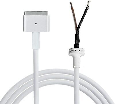 $5.95 • Buy New Charger DC Cable For MacBook Pro Mac Book Air,85w/60w/45w Magnetic T Tip