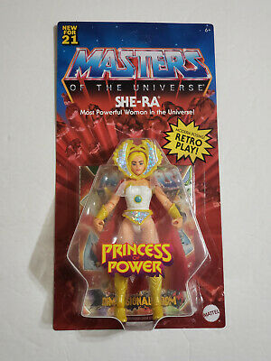 $28.89 • Buy NEW 2021 Masters Of The Universe Origins SHE-RA Wave 3 4 MOTU Retro Play Target