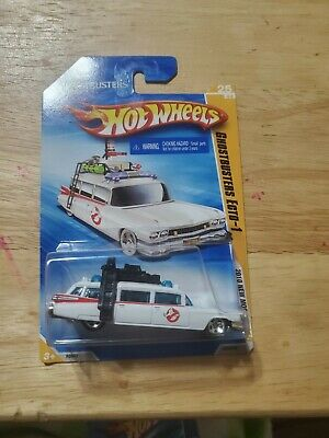 Hot Wheels Ghostbuster Ecto-1 2010 New Models Series!! • 6.15£