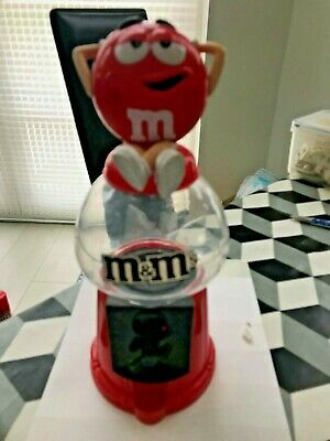 M&m's Red Sweet Dispenser 2008  • 9.95£