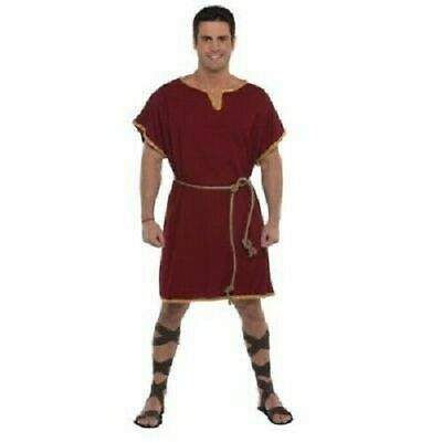 Medieval Viking CherryRenaissance Reenactment Theater Clothing Without Sleeves • 31.47£