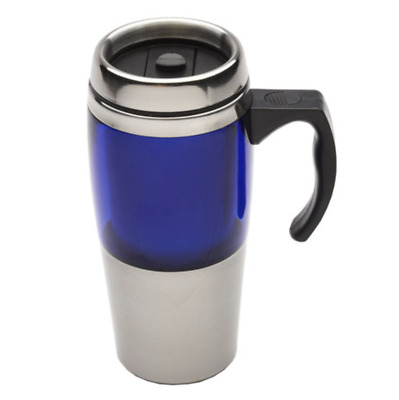 AU12 • Buy Velo Mug Travel Cup Stainless Steel Insulated Coffee Thermal Bottle - Blue