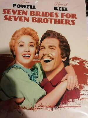 £3.50 • Buy Seven Brides For Seven Brothers DVD SEALED