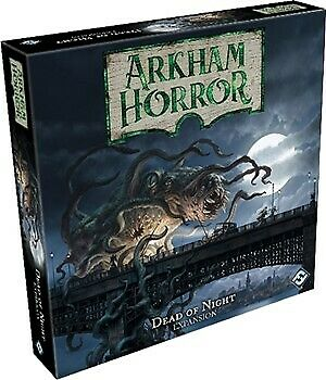 £27.36 • Buy Arkham Horror Board Game: 3rd Edition: The Dead Of Night Expansion