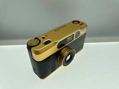 $ CDN1901.78 • Buy ***Opt Mint*** Contax T2 60 Years Gold Point & Shoot Film Camera From Japan