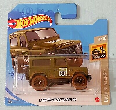 Hot Wheels 2020. Land Rover Defender 90. New Collectable Toy Model Car.  • 3.75£