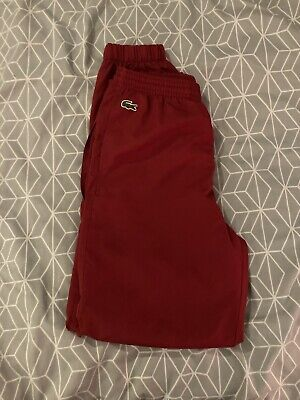 Mens Lacoste Tracksuit Bottoms Size 3 (uk Xs , Us S) Would Fit A Uk Small Also • 70£