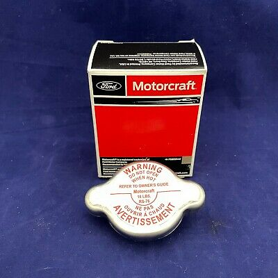 $14.97 • Buy New OEM Ford Motorcraft Lincoln Mercury Radiator Cap RS-76 E9SZ-8100-A