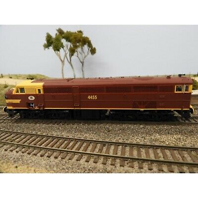 AU295 • Buy TRAINORAMA HO NSWGR  44 CLASS LOCOMOTIVE 4455  From 2nd Run NEW