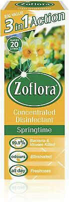 Zoflora Concentrated Disinfectant - Springtime  500ml • 8.95£