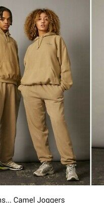 URBAN OUTFITTERS Iets Frans Joggers - Camel - Size M - BNWOT!  RRP:£39 • 30£