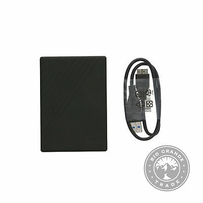 AU85.58 • Buy USED Western Digital WD 5TB My Passport Portable External Hard Drive In Black