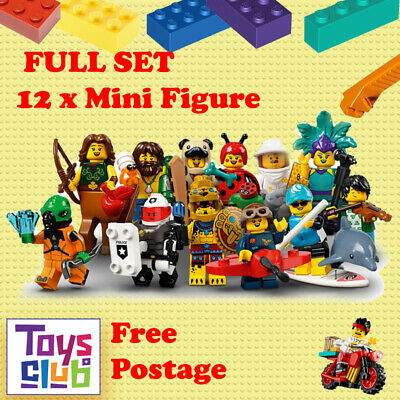 AU74.95 • Buy LEGO 71029 Collectable Minifigures Series 21 Pick Your Own Complete Sets