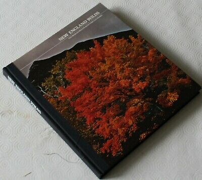 Time Life Books - The Worlds Wild Places:New England Wilds Hardback 1979 • 6.99£