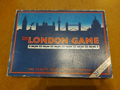 £14 • Buy The London Game Board Game
