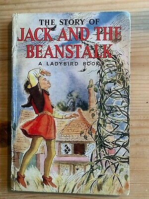 Ladybird Series 413 First Edition - 1954 - The Story Of Jack And The Beanstalk • 10.99£
