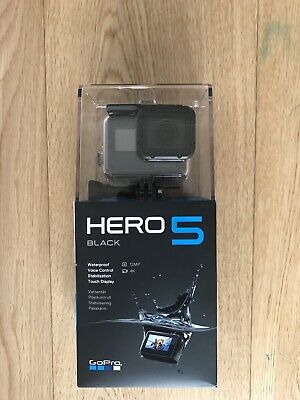 $ CDN291.05 • Buy GoPro Hero 5 Black Edition + Supersuit + 64Gb SD Card + Accessories **MINT**