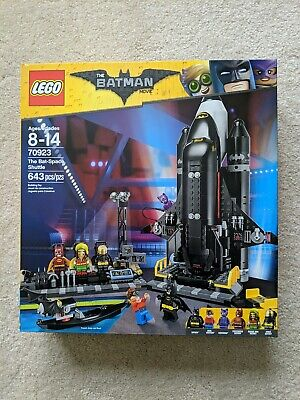 Lego 70923 Batman Movie The Bat Space Shuttle New Sealed Retired Set From 2018 • 82.49£
