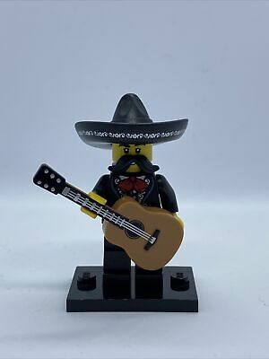$ CDN10.43 • Buy Lego Mexican Mariachi From The Collectable Minifig Series 16