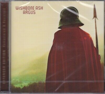 £7.99 • Buy Wishbone Ash        Argus     Expanded Edition Remastered & Revisited  2002 CD