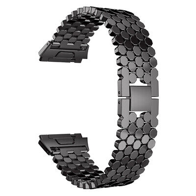 $ CDN16.65 • Buy 1 PC Watch Band Stainless Steel Fashion Beautiful Accessory For Fitbit Ionic