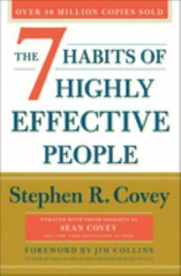 AU21.55 • Buy The 7 Habits Of Highly Effective People : 30th Anniversary Edition By Sean...