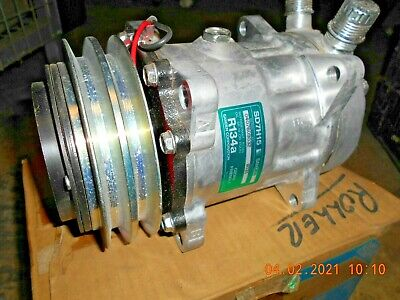 AU295 • Buy SANDEN 7866 AIR COND COMPRESSOR SD7H15 24V 2GA 132mm VOR Ear Mount JE HEAD