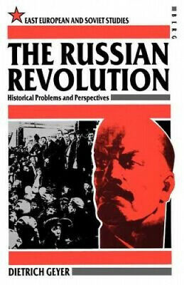 The Russian Revolution By Thomas Geyer • 25.03£