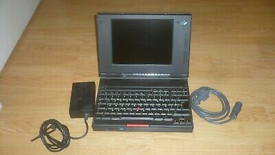 Ordinateur VINTAGE PC Portable IBM ThinkPad 2620 SEMI  Testé !!!! • 259.49£
