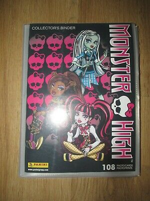 £20 • Buy Monster High - Collector's Binder - Includes Photocards