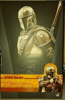 $ CDN525 • Buy Hot Toys TMS007 Star Wars The Mandalorian 1/6th Scale Collectible Figure