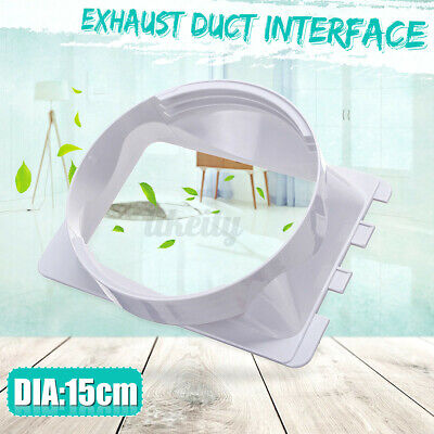 AU12.90 • Buy Portable Air Conditioner Spare Parts Gob Exhaust Duct Interface 15cm/5.9