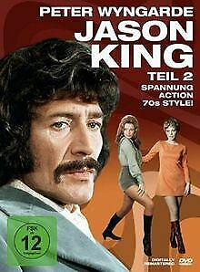 Jason King - Teil 2 (4 DVDs) | DVD | Condition Very Good • 47.12£