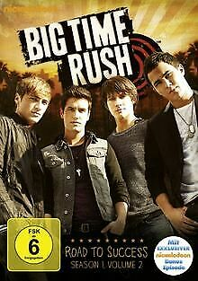 £17.91 • Buy Big Time Rush - Season 1, Volume 2 [2 DVDs] By Savage ... | DVD | Condition Good