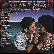 The Postman (Il Postino) By Ost, Various | CD | Condition Acceptable • 6.51£