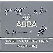 £150 • Buy ABBA - 25th Anniversary Singles Collection (1999)