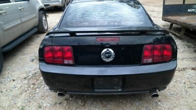 $100 • Buy Trunk/Hatch/Tailgate With Spoiler Pedestal Mount Fits 05-09 MUSTANG 760365