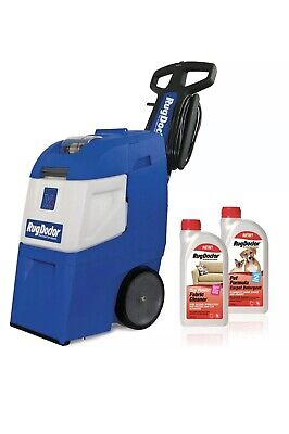 Rug Doctor Mighty Pro X3 Carpet Cleaner With Pet Formula & Oxy Power Detergents* • 629£