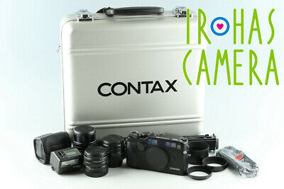 $ CDN7568.79 • Buy Contax G2 Black Set #32199 H