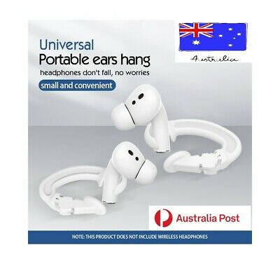 AU4.95 • Buy 1 Pair Protective Earhook Earphone Holder Anti-lost Ear Hook For AirPods 1 2 Pro