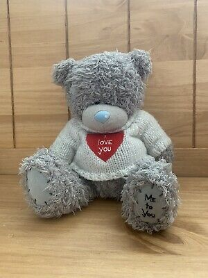 Me To You - Tatty Teddy Plush With Jumper - I Love You - Soft Toy • 0.99£