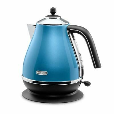 £112.16 • Buy Delonghi Icona Collection Electric Kettle KBO1200J-B (Blue)