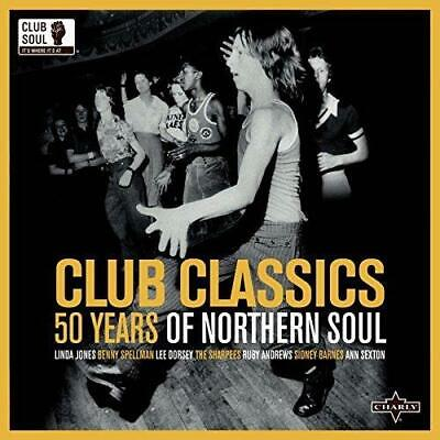 £19.99 • Buy CLUB CLASSICS 50 YEARS OF NORTHERN SOUL Various 2x LP Vinyl (Charly) 60s 70s