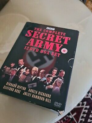 £35 • Buy The Complete Secret Army