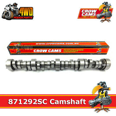AU655 • Buy Crow Cams LSA Engine Supercharged Camshaft Holden Chev 227/244@.50 871292SC