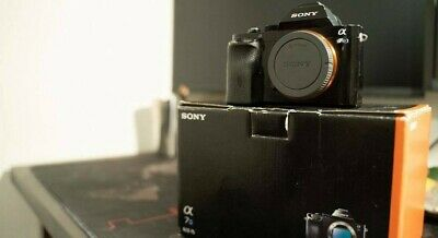 AU1420.82 • Buy SONY A7S + Cage + 3 Batteries + Two Chargers + Strap For Neck Gift Amazing Black